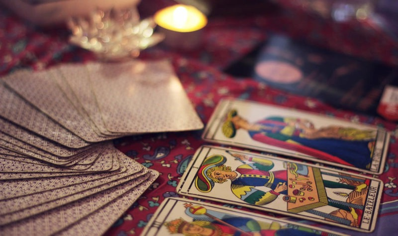 Tarot Card Reading Near Me